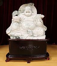Jade Sitting Buddha