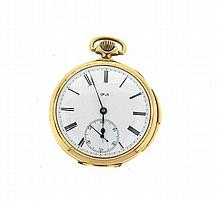 Tiffany & Co  Minute Repeater Pocket Watch