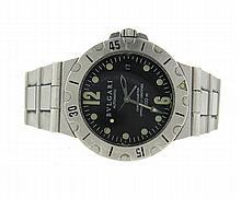 Bvlgari Bulgari Automatic Chronometer Watch SD38S