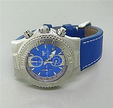 Techno Marine TechnoSport Chronograph Blue Watch