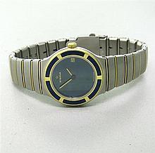Eterna Two Tone Watch