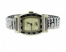 Rare Hamilton 1930s Coronado Watch cal. 979