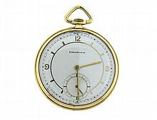 Tiffany & Co 14k Gold Pocket Watch