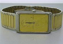 Corum 18k Gold Ingot 15 Gr Watch