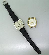 Nivada Grenchen Watch Lot of 2