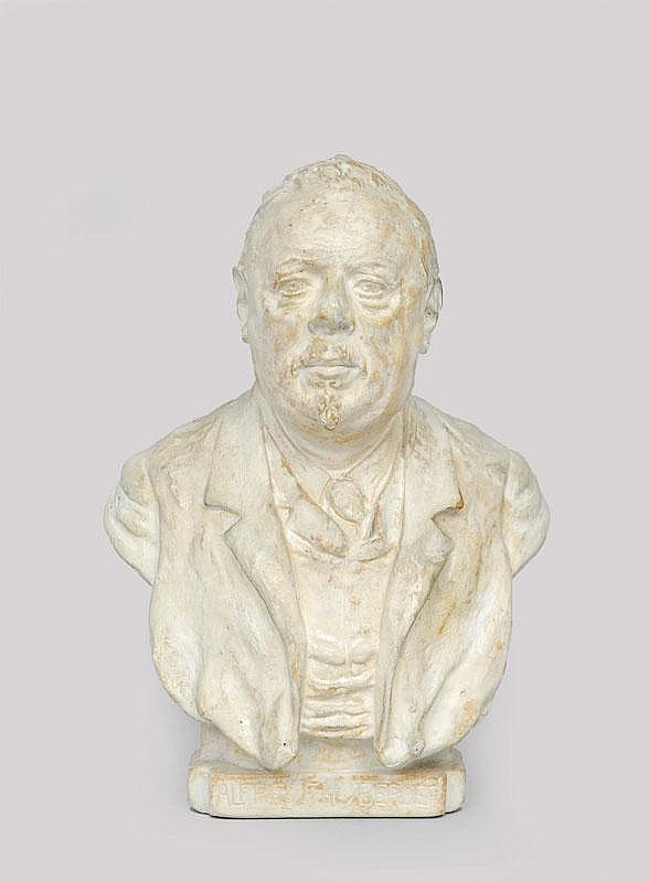 Haas Hermann Georg. Nürnberg 1864 - Hamburg 1912 .