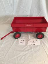 McCormick Barge Wagon w/hitch pin   1/8