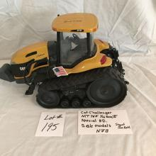 Cat Challenger  MT765 Special Edition  Joe Ertl Signed  1/16