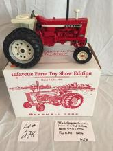 Farmall 1206  1996 Lafayette Farm Toy Show Limited Edition  1996   1/16
