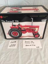 Farmall 706 Precision Series  Never out of box 1/16