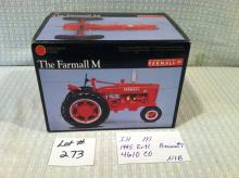 IH Model M 1995 Ertl Precision #7  #4610CO