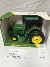 JD 7710  1998 Ertl WF Shelf model #5167DO