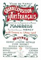 Grande Exposition d'Art Français Organisée dans