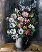 Maurice de VLAMINCK (1876-1958) Fleurs dans un