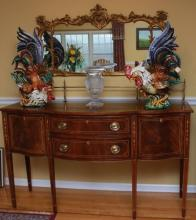 Online Only Auction Of Quality Furniture, Lalique, Gibson Guitar, Riding Mower & More
