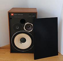 (2) JBL 4312 CONTROL MONITOR SPEAKERS