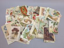 (234) Trade Cards