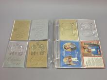 Album of (80) Assorted Postcards, Princess Diana
