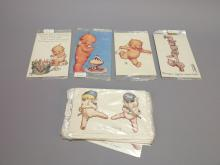 (15) Kewpie Doll Postcards