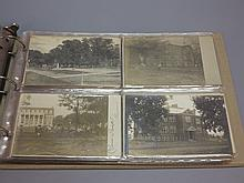 Album of (92) Susquehanna University Selinsgrove PA Postcards