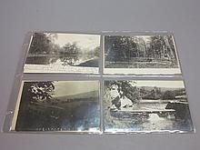 (8) Northumberland PA Photo Postcards