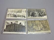 (8) Northumberland PA Photo Postcards, WWI Victory