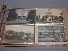 Album of (60) Bloomsburg University Postcards