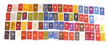(76) S25 College Seal Tobacco Silks