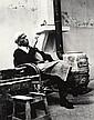 Ossip Zadkine Smolensk 1890 - 1967 Paris 581 Der