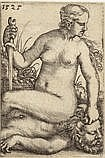 Bartel Beham,  Nürnberg 1502 - 1540 Italien