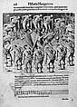 [ Books ] Anno 1525. - Th. de Bry. Das sechste Theil der neuwen Welt. oder Der Historien H. Benzo von Meylandt Das Dritte Buch. Darinnen warhafftig erzehlet wirdt, wie die Spanier die Goldreiche Landschafften deá Peruanischen Konigreichs eyngenommen