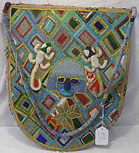 African Beaded Bag