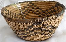 Native American Pima Basket