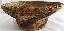 Native American Papago Basket