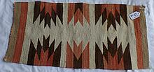 Navajo Gallup Throw Weaving