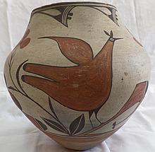 Zia Bird Pot