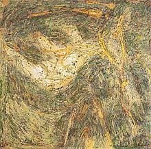ABDUL LATIFF MOHIDIN (b. 1941), Green Landscape (Rimba Series), 2000, Oil on canvas