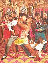 JUANITO TORRES (b. 1977), Artificial Dreams 4, 2007, Oil on canvas