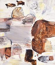 FAUZUL YUSRI (b. 1974), Blotch, 2007, mixed media on canvas