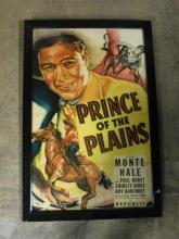 Prince of the Plains Movie Poster