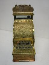 #211 Brass National Cash Register