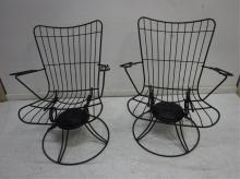 pair of Homecrest Chairs