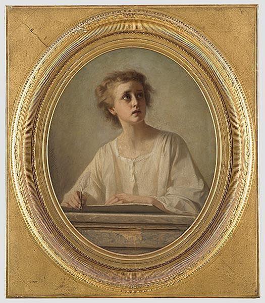 Alexandre Antigna (1817 - 1878) -