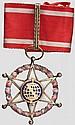 ORDEN BRASILIEN - Republikanischer National-Verdienstorden (Ordem Nacional do Mérito)