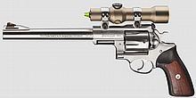 Kurzwaffen moderne Systeme Ruger Super Redhawk mit ZF Single Point