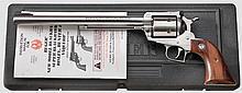 Kurzwaffen moderne Systeme Ruger New Model Super Blackhawk im Koffer