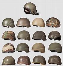 17 ballistische Helme