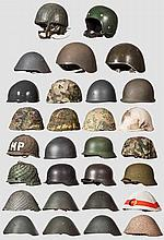 25 Helme BRD und DDR