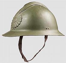 Stahlhelm für die peruanische Armee