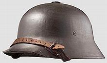 Stahlhelm M18 vom Typ Berndorf, Österreich/Ungarn